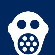 Máscara facial inteira série 6500 Opti-Fit 65005   PROT-CAP ac724a445f