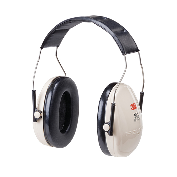 Protetor auditivo abafador Peltor H6A
