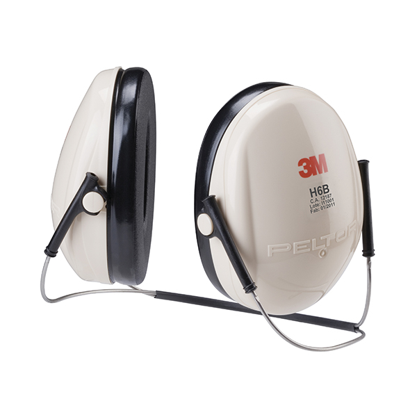Protetor auditivo abafador Peltor H6B