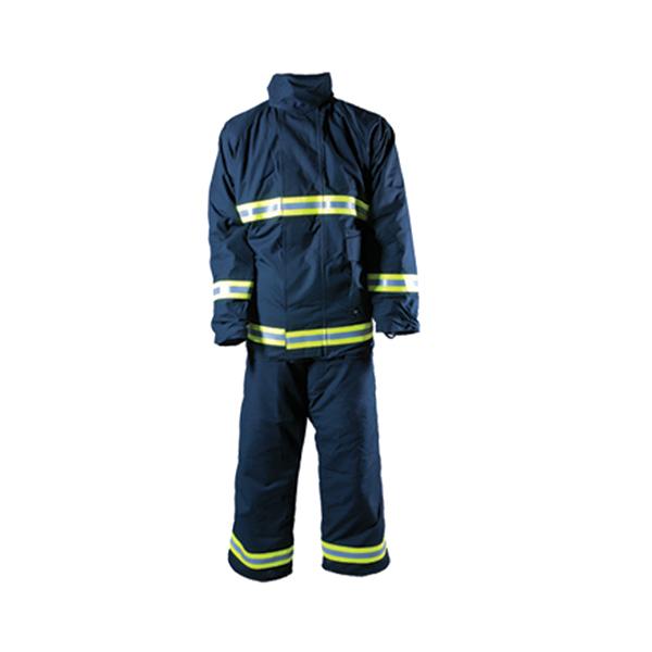 Jaqueta 3/4 para bombeiro