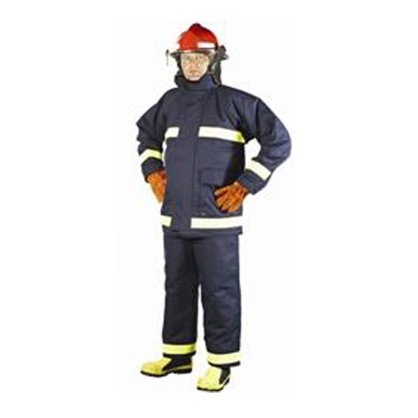 Jaqueta 3/4 para combate a incêndio