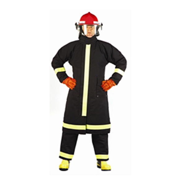 Capa 7/8 para combate a incêndio