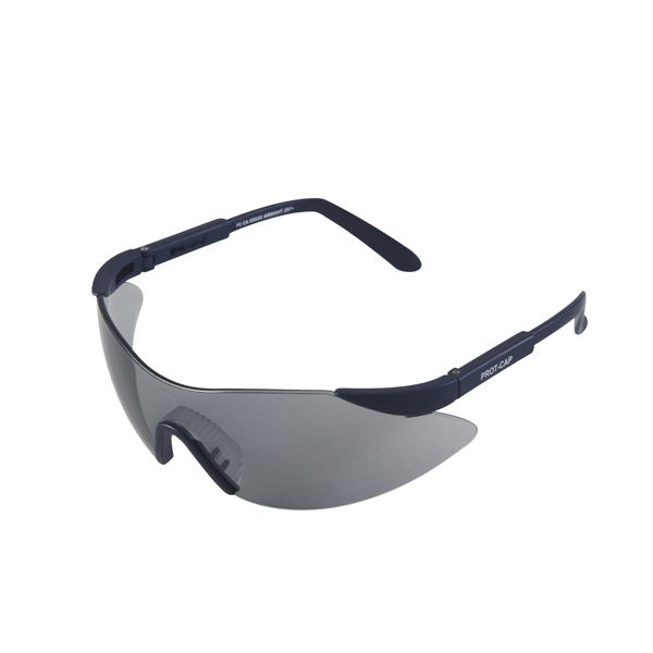 Óculos lente cinza com haste preta Soft SF5001   PROT-CAP 6551ade3d6