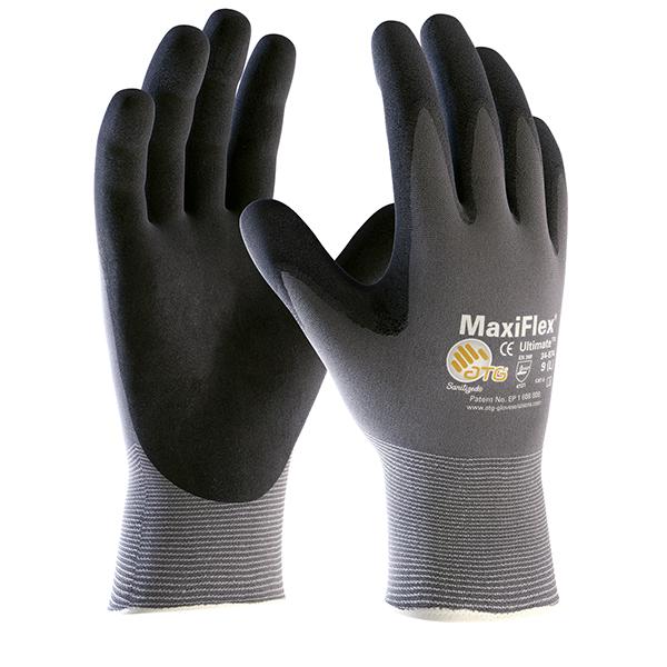 Luva de nylon e elastano Maxiflex Endurance Total