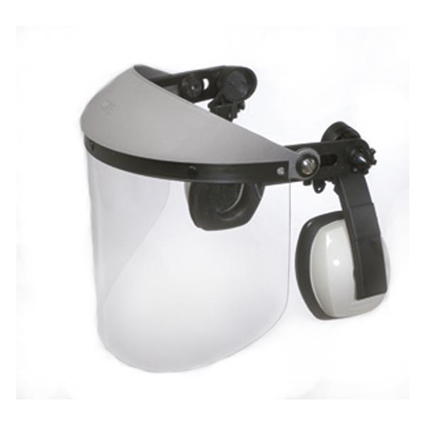 7a24c23642337 Kit abafador com protetor facial MSA 297438   PROT-CAP