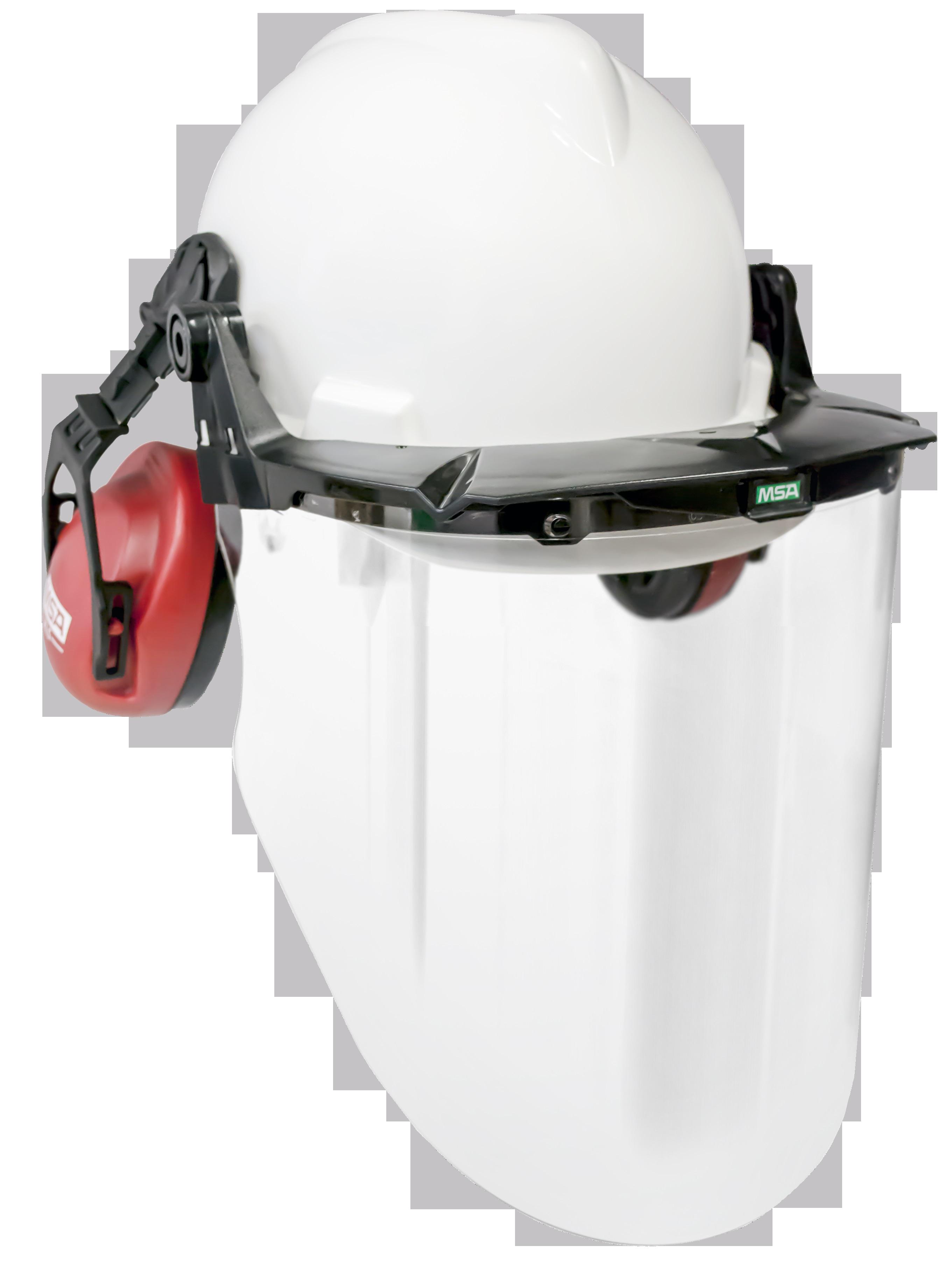 705268aa404ff Kit protetor facial V-gard 240 311424K   PROT-CAP