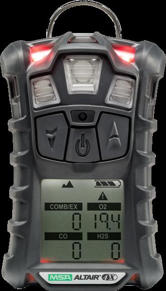 Detector de Gás Altair 4X