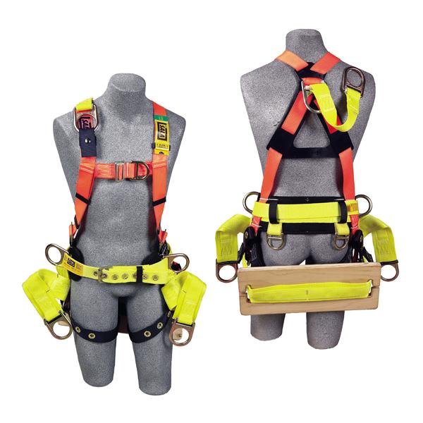 Cinturão DELTA™ com cadeira e argola
