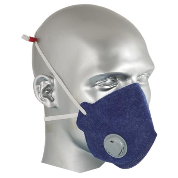 Respirador 4483V Mask Face - Contra poeiras e névoas