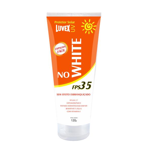 Protetor solar No White FPS 35