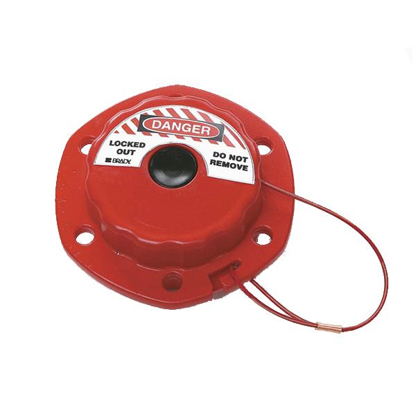 Mini dispositivo de bloqueio com cabo de aço