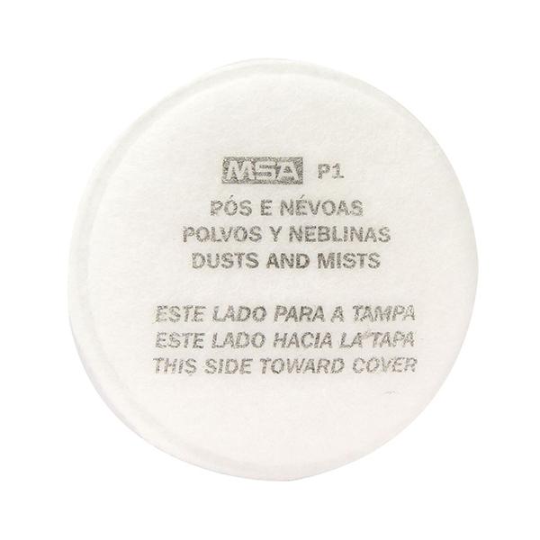 Filtro mecânico P1 - poeiras/névoas