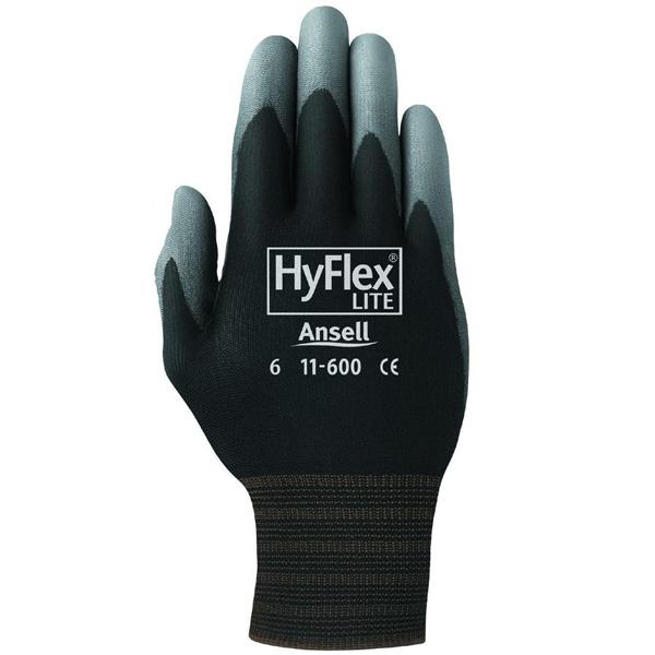 Luva de nylon modelo Hyflex
