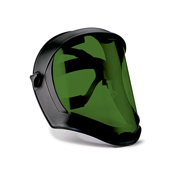 Protetor facial Bionic verde 3