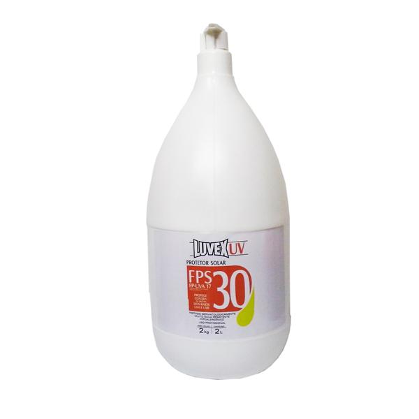 Protetor solar FPS 30 - 2 litros