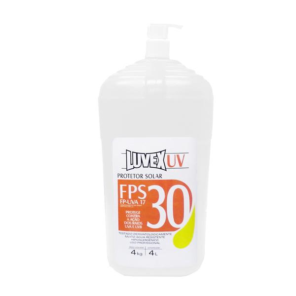 Protetor solar FPS 30 - 4 litros