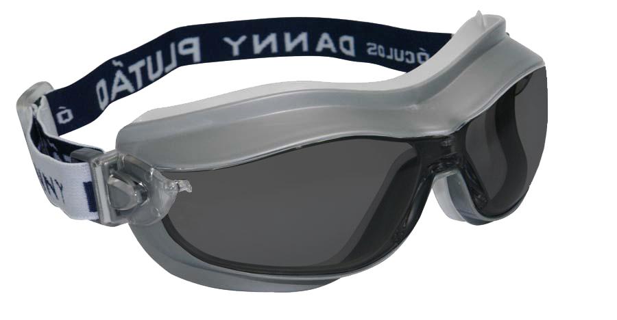 Óculos fume PLUTÃO DA15600C   PROT-CAP aedfc31ef7