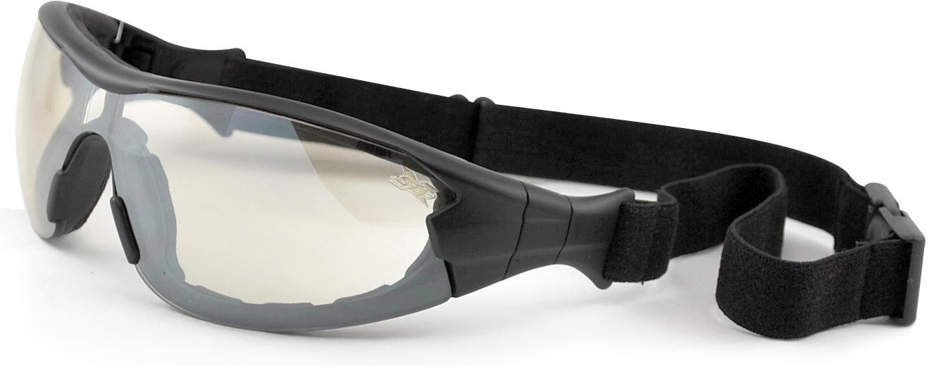 Óculos Delta incolor