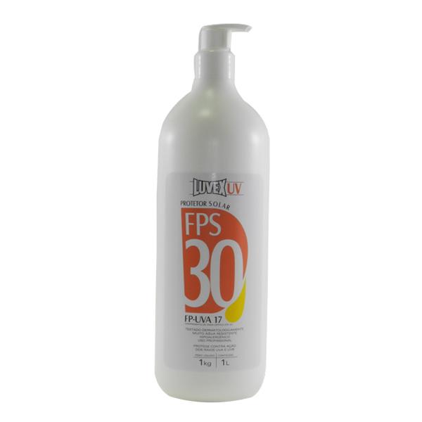 Protetor solar FPS 30 - 1 litro