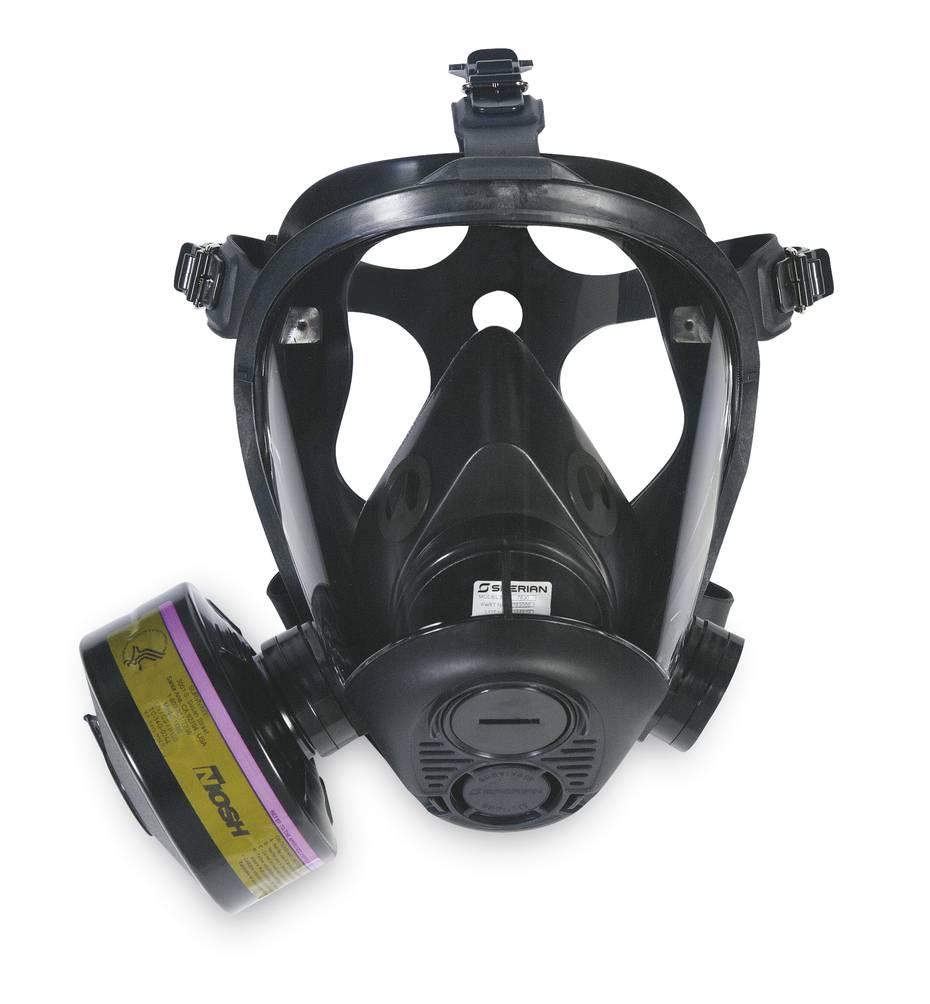 Máscara facial inteira série 6500 Opti-Fit