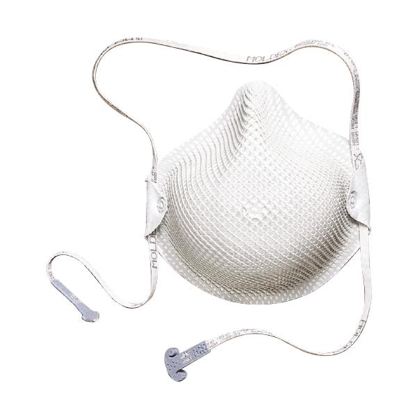 Respirador 2600 - Contra poeiras, névoas e fumos