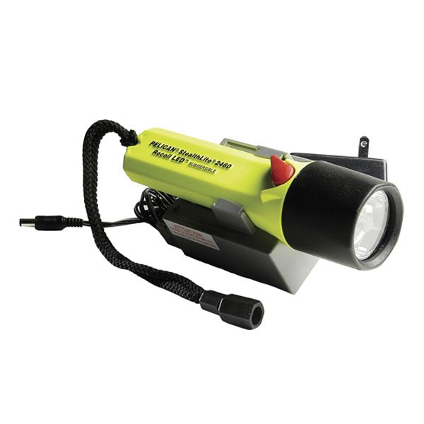 Lanterna Stealthlite Recoil LED Recarregável