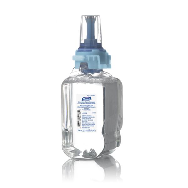 Refil Purell Advanced hand sanitizer foam 700ml