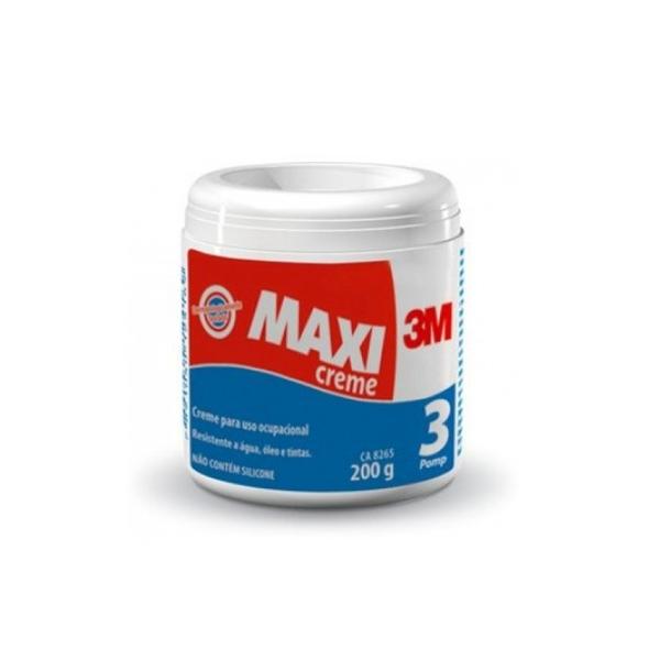 Creme 3M Maxicreme pote 200gr