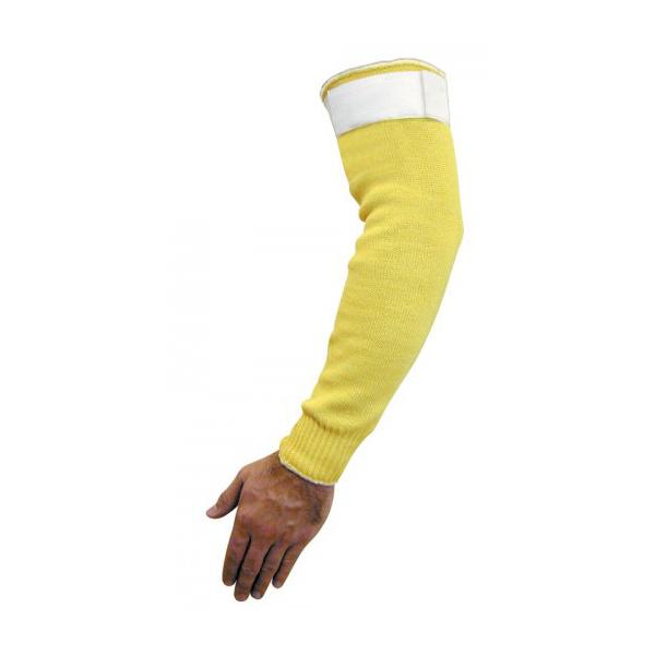 Mangote tricotado 4 fios em Kevlar 50cm com tira polegar