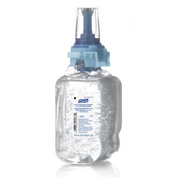 Refil Purell Instant Hand Sanitizer gel 700ml