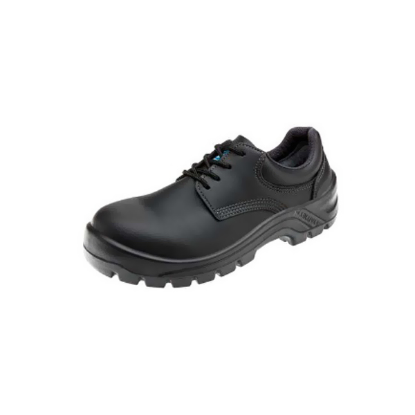 Sapato com cadarço e bico de composite