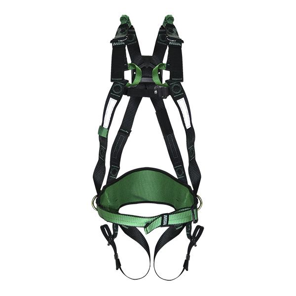 Cinto paraquedista V-Form BR com cinto abdominal  Tamanho 2