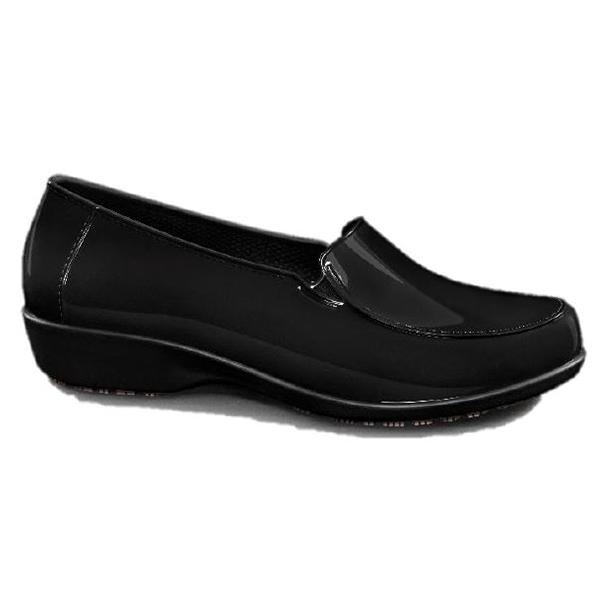 Sapato social ocupacional preto Sticky Shoes feminino