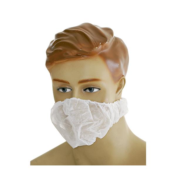 Máscara em falso tecido
