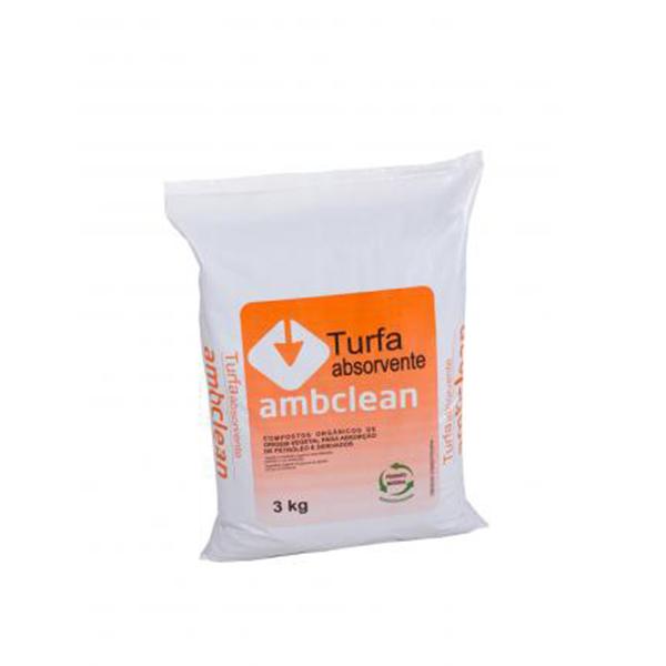 Turfa absorvente - 3kg