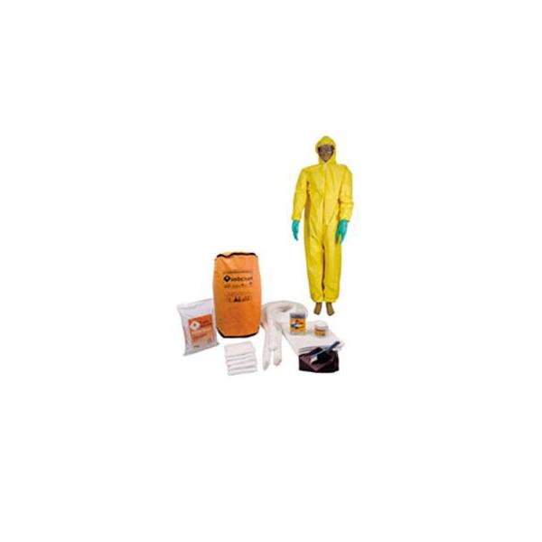 Kit bombona para petróleo e derivados - 200L