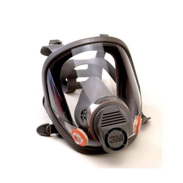 Repirador série 6000 -  Facial inteira - Tam. M