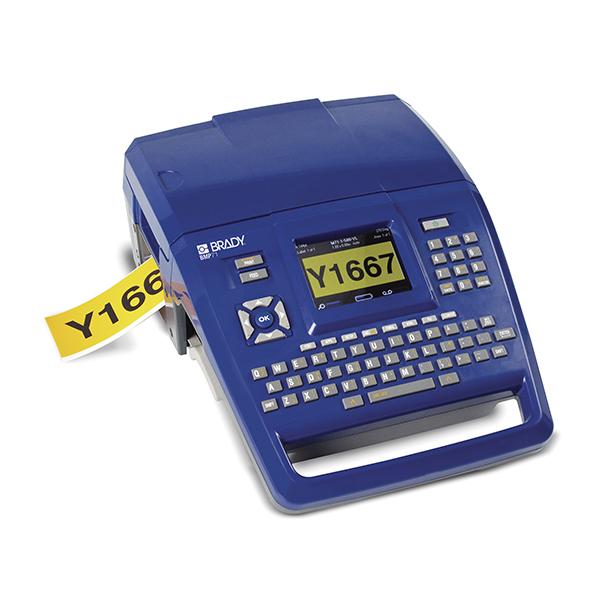 Impressora portátil para etiquetas autolamináveis