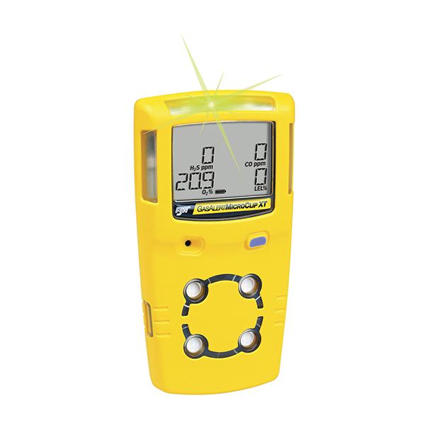 Detector de Gás Micro Clip XL