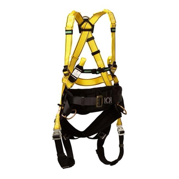 Cinturão paraquedista WORKMAN® 4 argolas