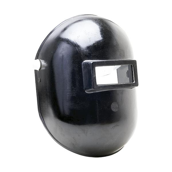 Máscara em Celeron visor fixo com catraca