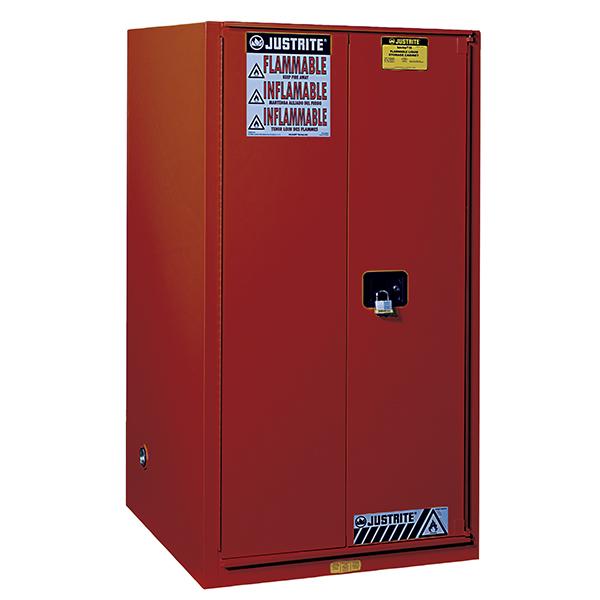 Gabinetes para inflamáveis - portas automáticas