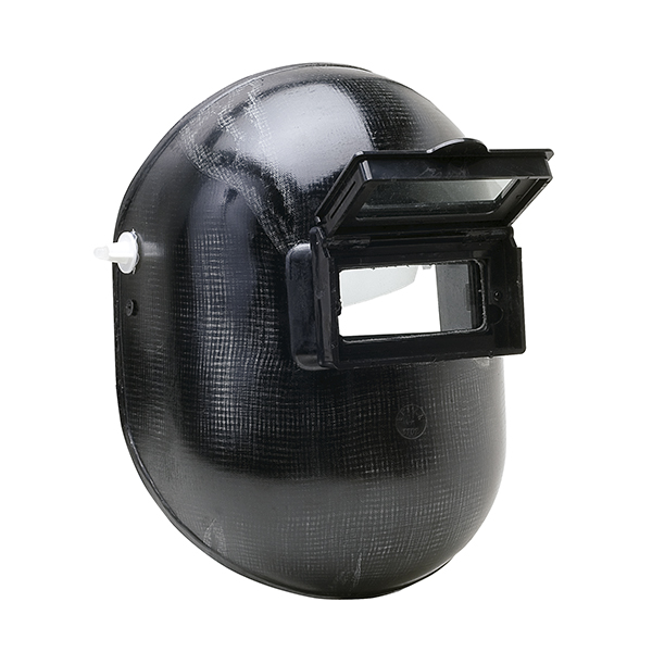 Máscara Celeron com visor articulado