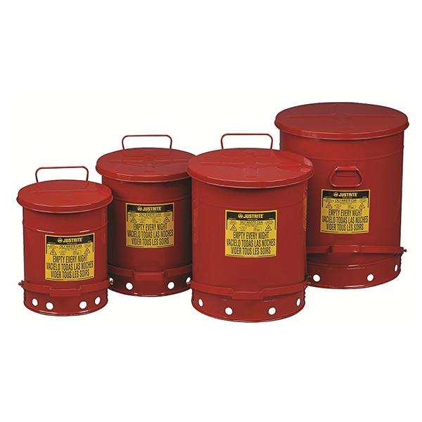 Containers para resíduos oleosos