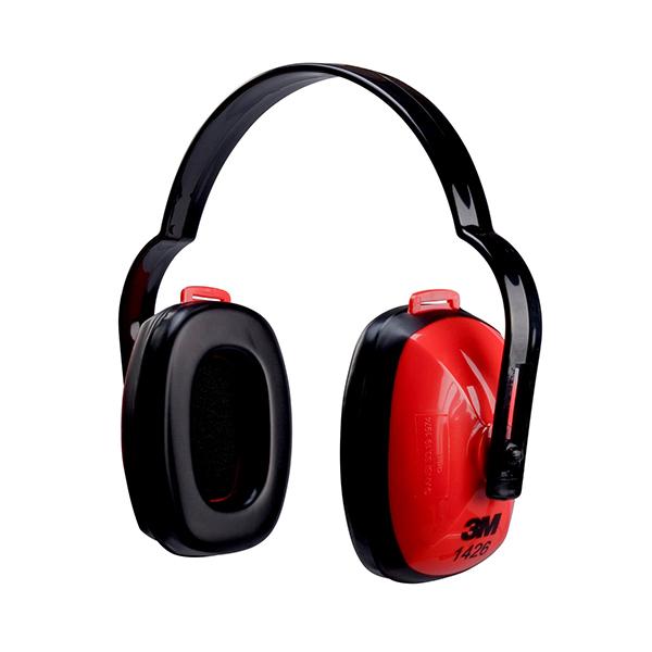 Protetor auricular tipo concha - NRRsf 19 dB
