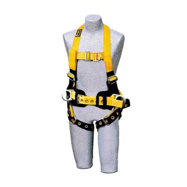 Cinturão DELTA™ construção argola dorsal, frontal e laterais