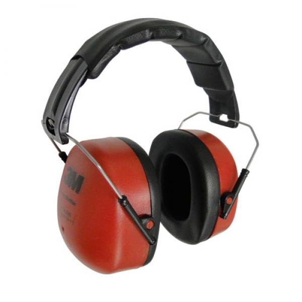 Protetor auricular concha modelo Muffler - NRRsf 21 db