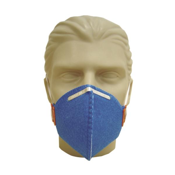 Respirador STP1 - Contra  poeiras, névoas e fumos